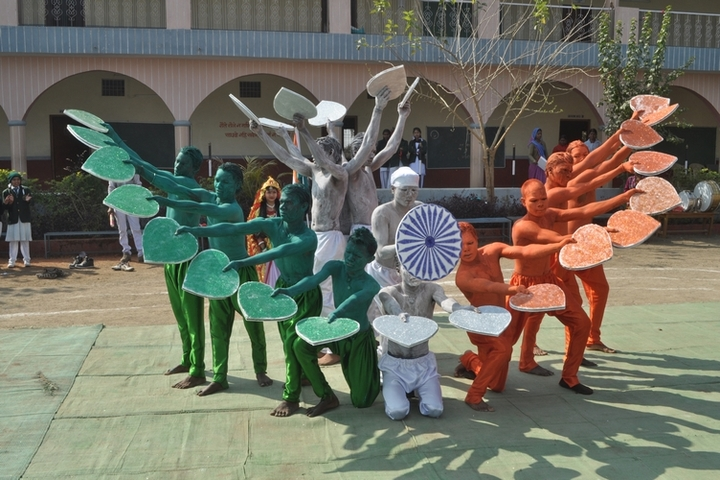 Central Academy International School-Independence Day