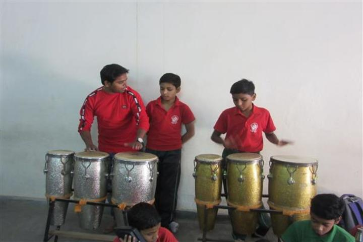 Central Academy School-Music
