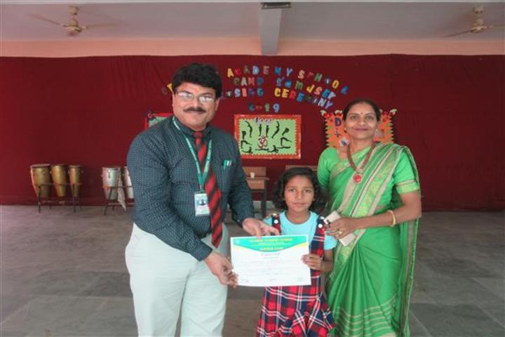 Central Academy School-Prize Distribution