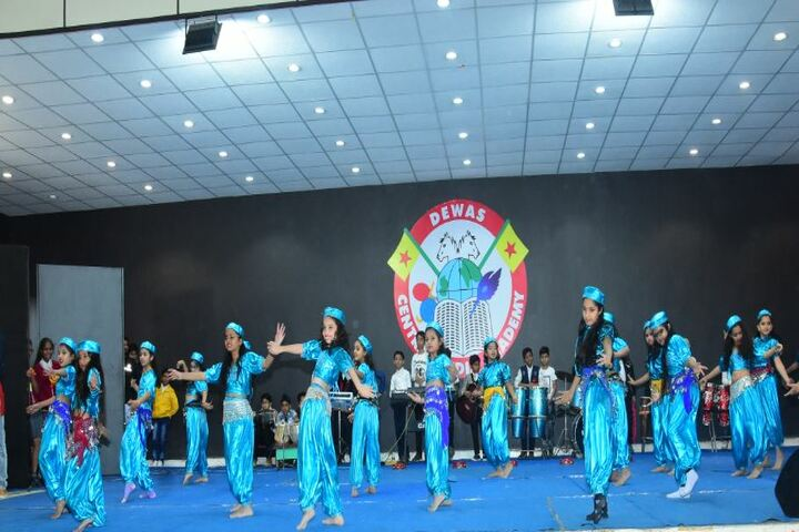 Central India Academy-Annual Day