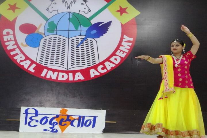 Central India Academy-Dance