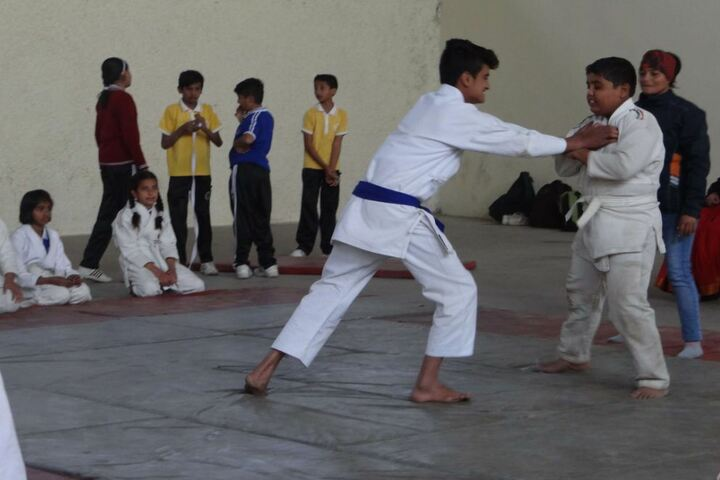 Central India Academy-Karate