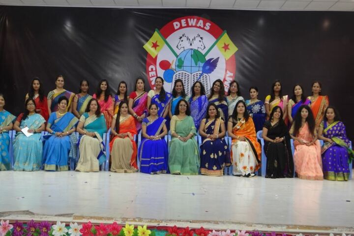 Central India Academy-Teachers Day