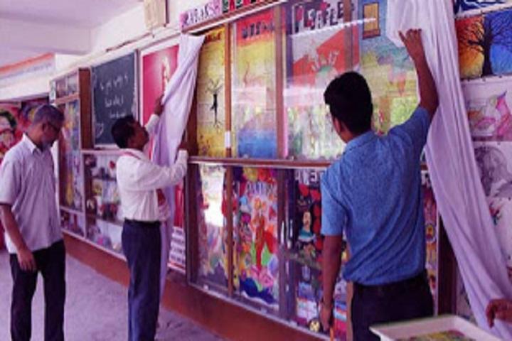 Vivekananda Kendra Vidyalaya-Art Gallery