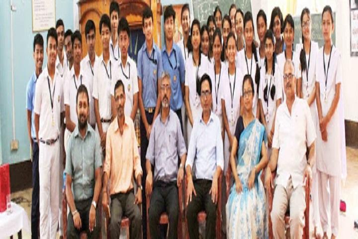 Vivekananda Kendra Vidyalaya-Group Photo