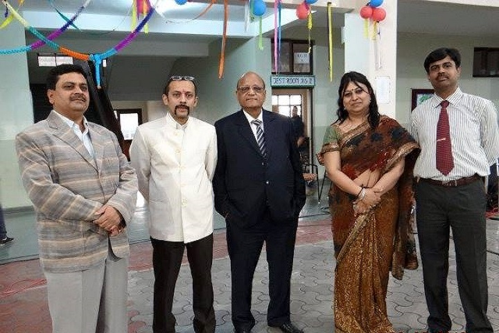 Chameli Devi Public School-Events1