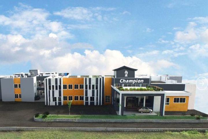 Champion International School-Campus View