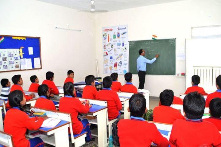 Champion InternationKhategaon, Tehsil Satwas, District Dewas, Palasi, Madhya Pradesh 455459al School-Classroom