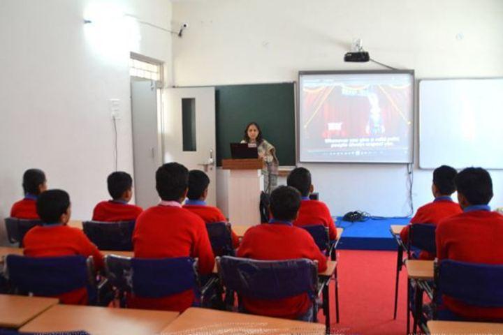 Champion International School-Language-Lab