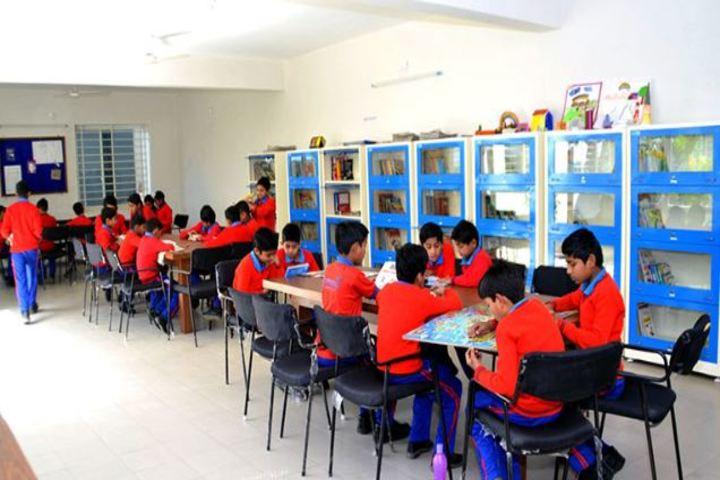 Champion International School-Library