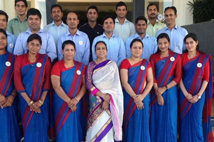 Champion International School-Staff
