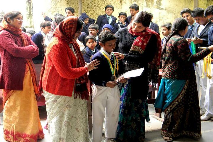 Chankaya Public School-Achievement