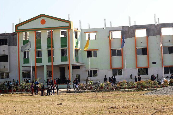 Chankaya Public School-Campus View