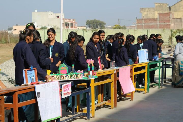 Chankaya Public School-Exhibition