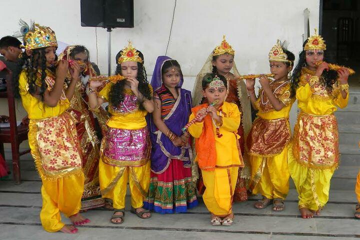Chankaya Public School-Festival