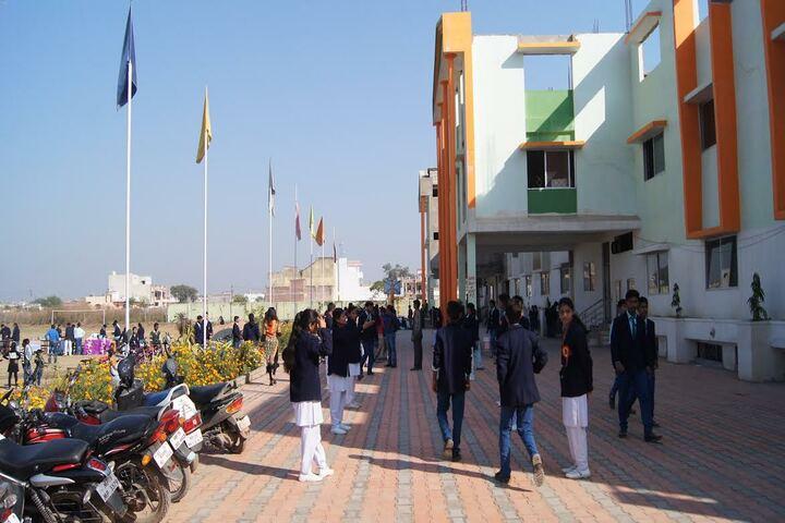 Chankaya Public School-Sports Day