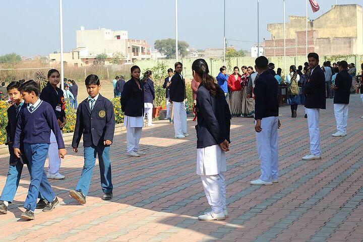 Chankaya Public School-Students