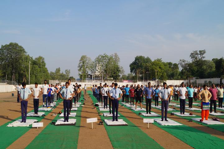 Chavra Vidyapeeth-Yoga