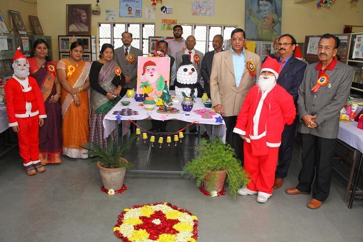 Chhatrapati Shivaji Public School-Christmas Celebration