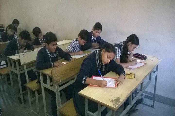 Chhatrapati Shivaji Public School-Classroom