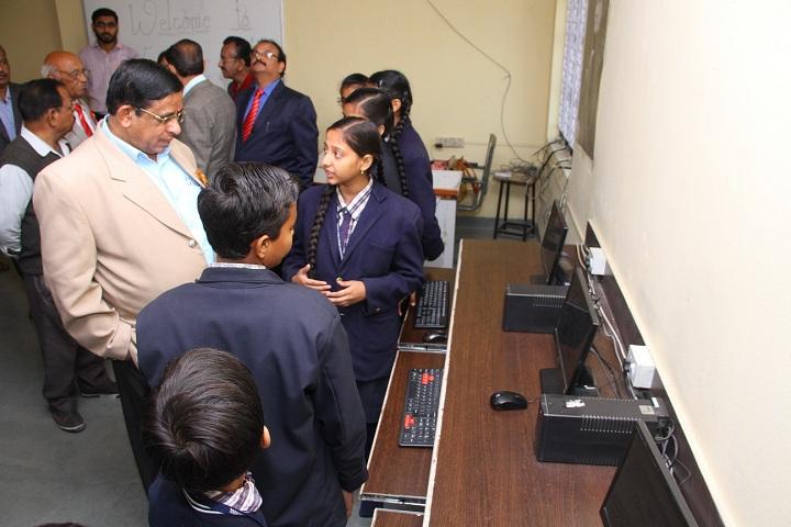 Chhatrapati Shivaji Public School-Computer Lab
