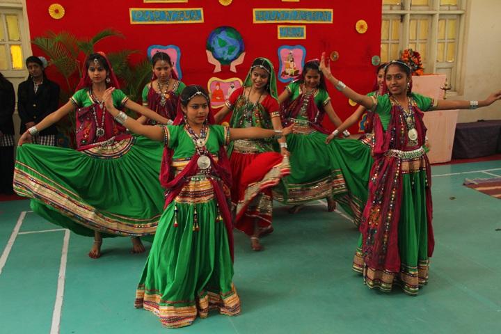 Chhatrapati Shivaji Public School-Dance