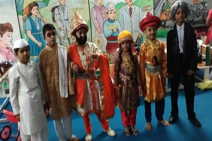Chhatrapati Shivaji Public School-Drama