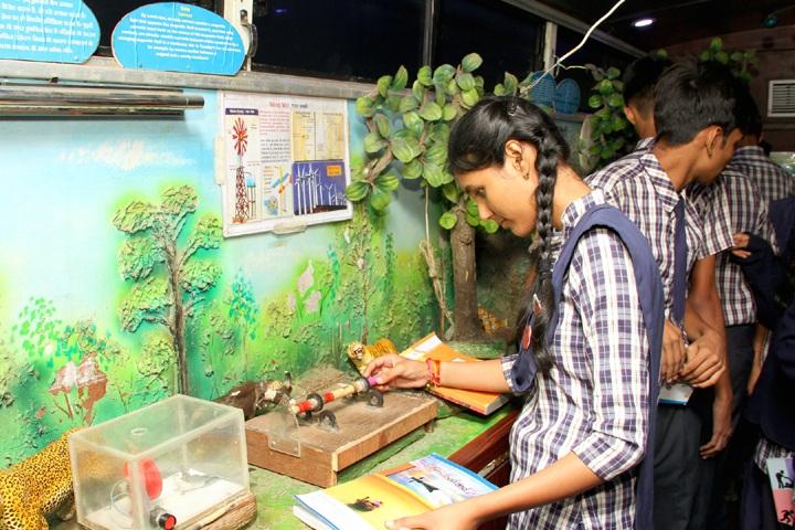 Chhatrapati Shivaji Public School-Exhibition