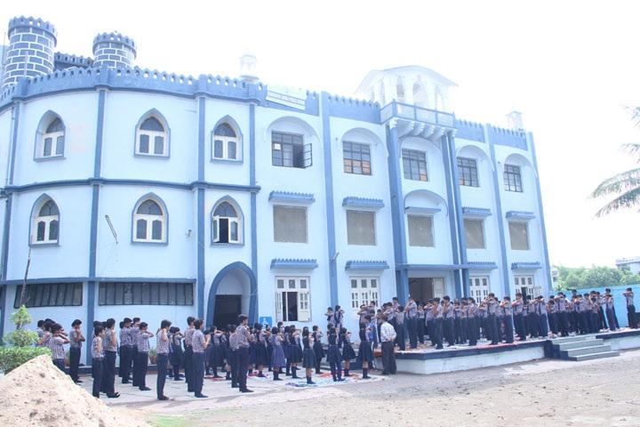 Chhatrapati Shivaji Public School-School