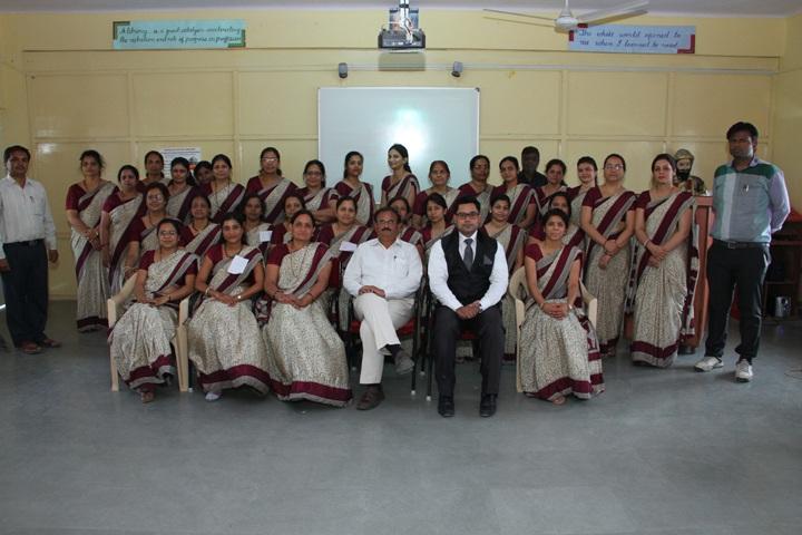 Chhatrapati Shivaji Public School-Teachers