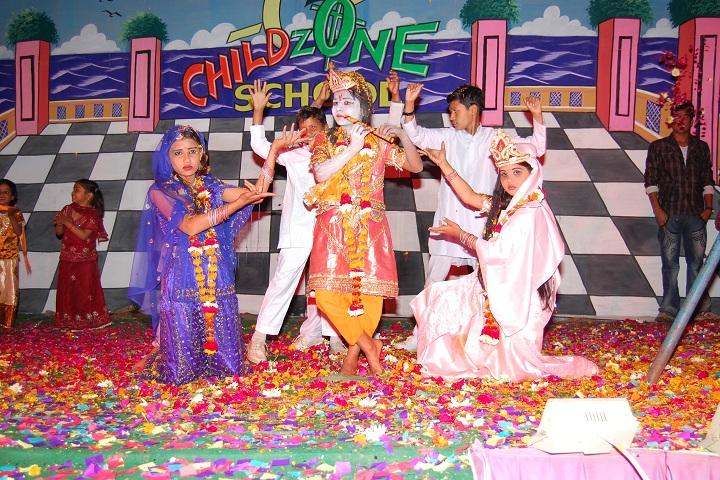 Child Zone School-Festival Celebration