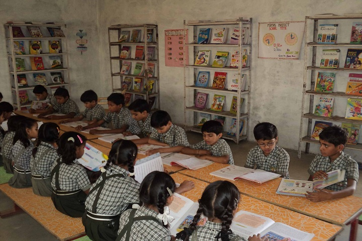 Child Zone School-Library