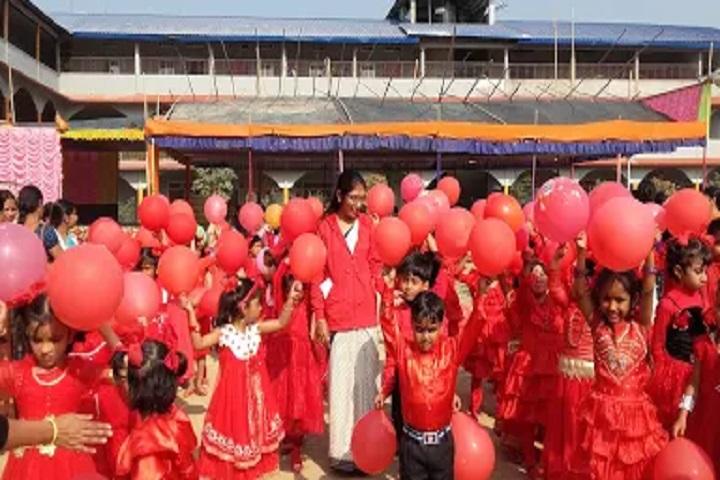 Vivekananda Kendra Vidyalaya-Red Day