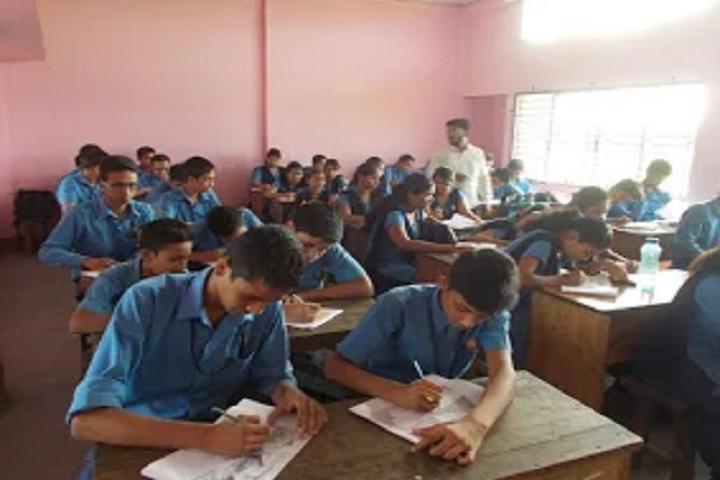 Vivekananda Kendra Vidyalaya-Exam Hall