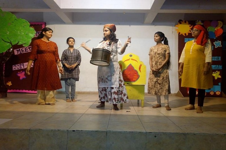 Choithram School-Drama