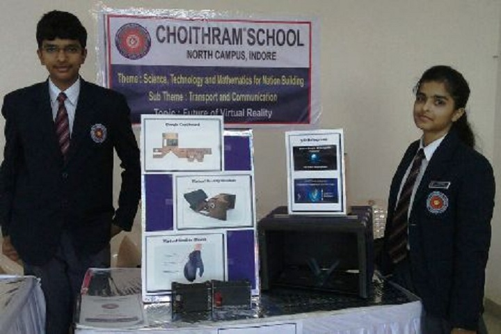 Choithram School-Science Exhibition