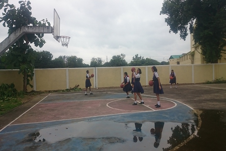 Christ Chruch Girls Senior Secondary School-Basket Ball