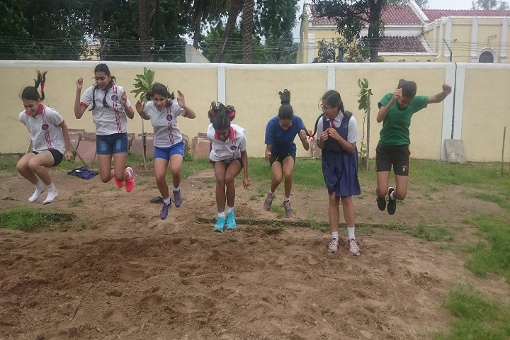 Christ Chruch Girls Senior Secondary School-Long Jump