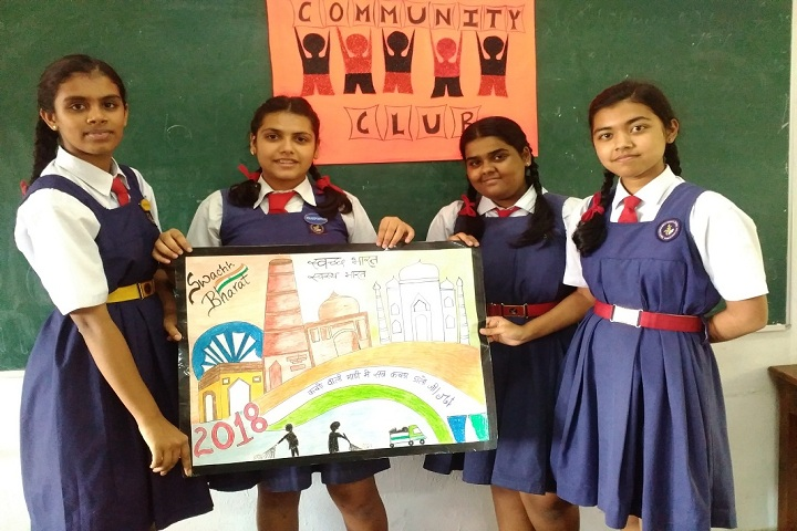 Christ Chruch Girls Senior Secondary School-Swatch Bharath