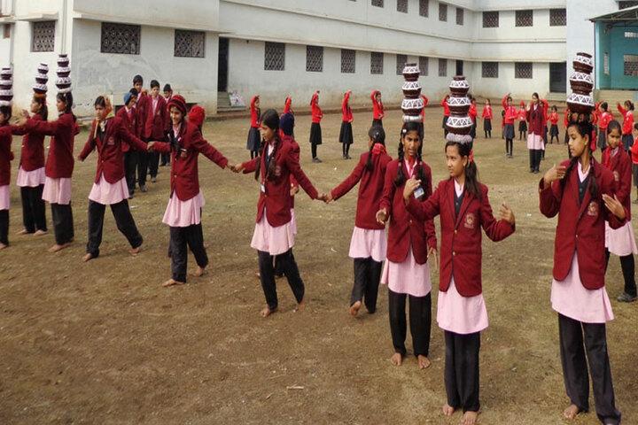 Christ Convent School-Dance