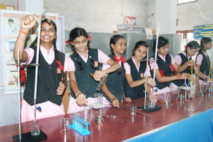 Christ Convent School-Science Lab