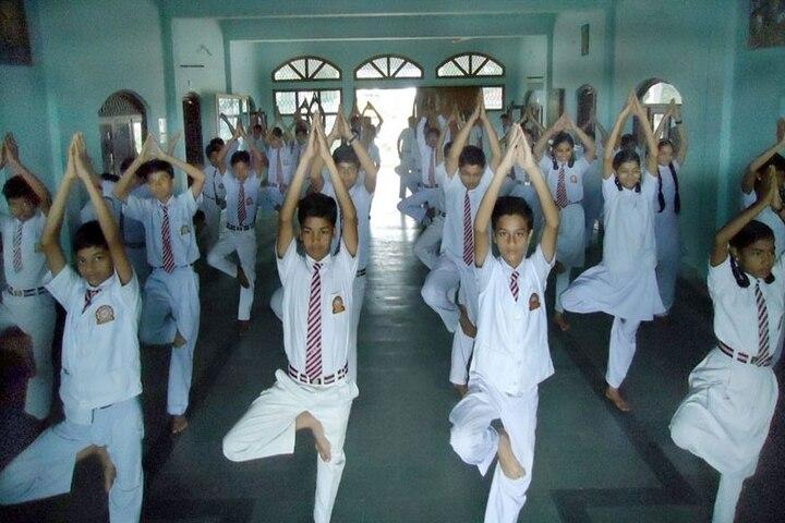 Christ Convent School-Yoga