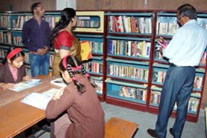 Christ Jyoti School-Library