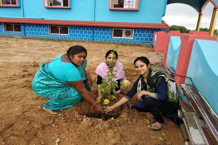 Christ Jyoti School-Plantation