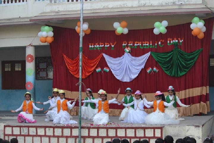Christ Jyoti School-Republic day