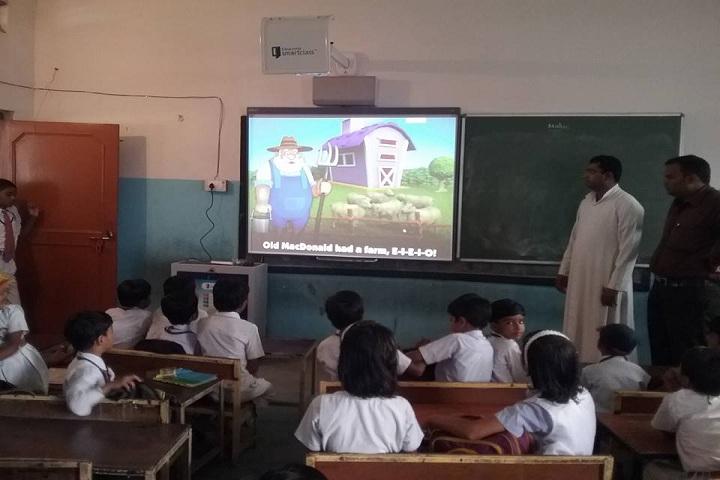 Christ Jyoti School-Smart Class