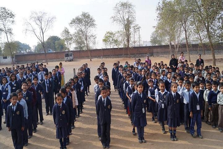 Christ Jyoti School-Assembly