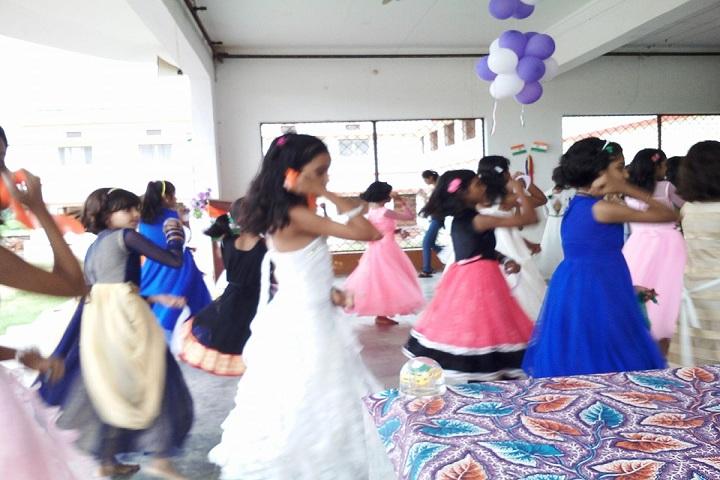 Christ Jyoti School-Dance