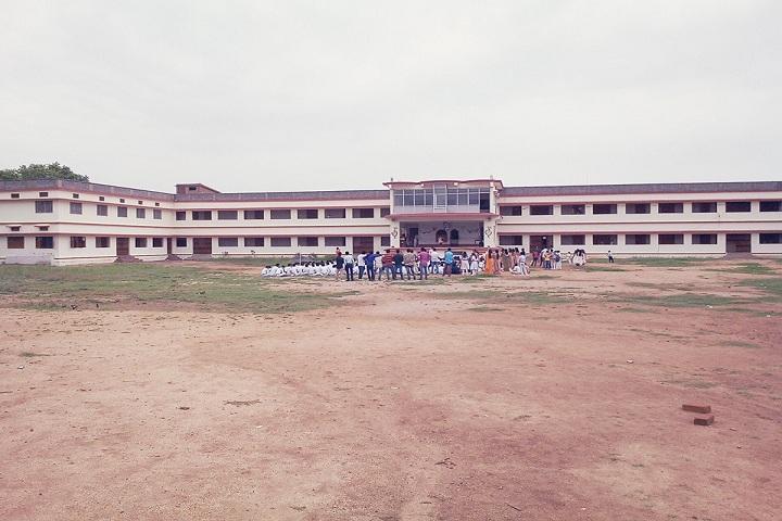 Christ Jyoti School-Play Ground