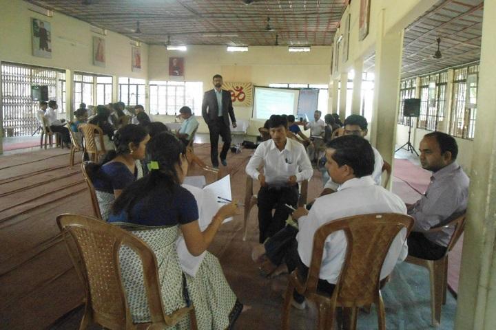 Vivekananda Kendra Vidyalaya-Meeting